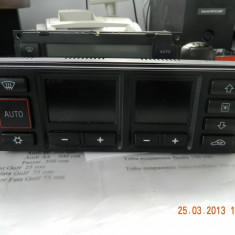 Vand panou comanda climatronic Audi A4 - Control Aer Conditionat