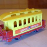 Macheta vagon Majorette - Macheta Feroviara