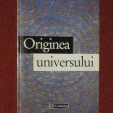 ORIGINEA UNIVERSULUI - JOHN BARROW (autograf) - Carte Astronomie