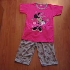 Haine Copii 7 - 9 ani, Pijamele, Fete - Pijama copii Minnie Mouse 9-10 ani, NOUA