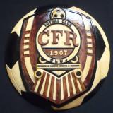 CFR CLUJ emblema sculptata