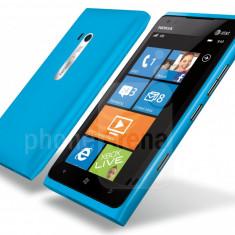 Telefon mobil Nokia Lumia 900, Albastru, Neblocat - Nokia lumia 900