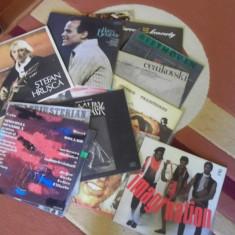 Muzica Pop - Colectie discuri vinilin muzica usoara si clasica