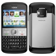 Telefon mobil Nokia E5, Negru, Orange - Telefon Nokia e 5 in stare excelenta, blocat in reteaua Orange