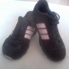 Adidasi copii, Fete, Marime: 25, Negru - Adidasi Adidas pentru fetite