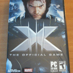 X-Men 3: The Official Game (PC) - Jocuri PC Activision, Single player