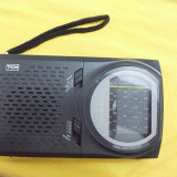 Radio TCM  9 band world receiver , IMPECABIL .