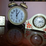 Ceas desteptator - OKAZIE! 3 ceasuri desteptatoare de masa