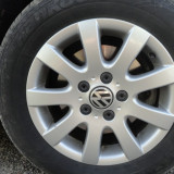 Jante+Anvelope VW Golf V, - Janta aliaj