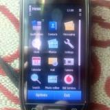 Vand Nokia C7 - Telefon mobil Nokia C7, Negru