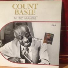 Muzica Jazz Altele, CD - COUNT BASIE - MUSIC MAKERS (2002) cd nou/sigilat