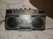 RADIOCASETOFON STEREO SPATIAL DEFECT foto