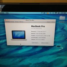 Vand/Schimb macbook pro - Laptop Macbook Pro Apple, 13 inches, Intel Core i7, 8 Gb, 500 GB