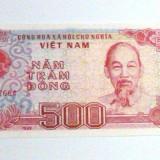 500 dong Vietnam 1988 UNC - 2+1 gratis toate produsele la pret fix - RBK3401