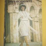 Carte design vestimentar - IMBRACAMINTE CROSETATA - ELENA PANAIT LECA