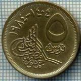 3886 MONEDA - EGYPT - 5 PIASTRES - anul 1404(1984) ? -starea care se vede