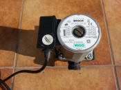 Pompa de recirculare centrala termica JUNKERS EUROSTAR 4 foto