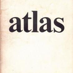 ATLAS GEOGRAPHIE CLASSE SECONDE de JEAN-PIERRE ALLIX (IN LIMBA FRANCEZA) - Carte Literatura Franceza