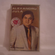 Vand caseta audio Alexandru Jula, Electrecord.Raritate !Originala! - Muzica Folk electrecord, Casete audio
