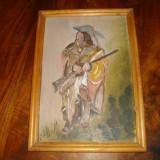 Tablou cu indian