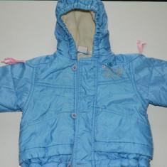 Gecuta iarna, geaca copii, unisex, 68 cm, pentru 3-9 luni, COMANDA MINIMA 30 LEI