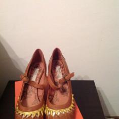 Pantofi dama firma Next piele - Pantof dama Next, Marime: 37, Din imagine