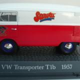 Macheta VW Transporter T1b 1957 Atlas Verlag 1/43 - Macheta auto