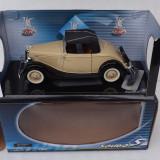 179.Macheta SOLIDO Ford Roadster - 1934 scara 1:18 - Macheta auto