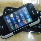 Telefon mobil Dual SIM, Negru, Neblocat, Dual SIM, 3.2'', Smartphone - Vand urgent telefon DAPENG T3000/DUAL SIM