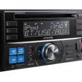 Radio CD Mp3, USB compatibil Iphone - Alpine CDE-W235BT