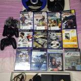 PlayStation 2 Sony Slim, 3 console volan-pedale!!