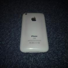 IPhone3gs - iPhone 3Gs Apple, Alb, 16GB, Neblocat