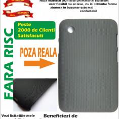 Husa Samsung Galaxy Tab 2 P3100 / P3110 Case material dur MESH Negru - Husa Tableta