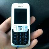 NOKIA 2630 - Telefon Nokia, Argintiu, <1GB, Neblocat, Single core, Nu se aplica