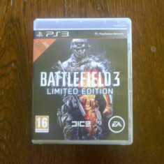 Battlefield 3 Limited Edition - Jocuri PS3 Electronic Arts