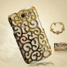 Carcasa Florala Fashion / Glam AURIE pentru Samsung Galaxy S3 / I9300