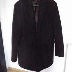 Palton barbati Zara, Marime: 42, Lana - Palton barbatesc Zara