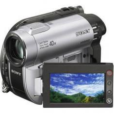 Vand Camera Sony DCR-DVD610 DVD / Memory Stick Hybrid Digital Video Camera Noua - Incarcator Camera Video