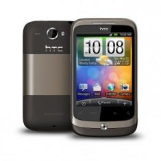 HTC Wildfire S - Telefon mobil HTC Wildfire S, Mov, Neblocat