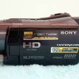 SONY HDR SR 12 - Camera Video Sony, Hard Disk, 10-10.9 Mpx, CMOS, 3 - 4