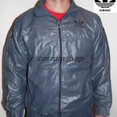 Geaca ADIDAS Model NOU de Sezon !!! - Geaca barbati Adidas, Marime: S, M, L, Culoare: Gri, Negru