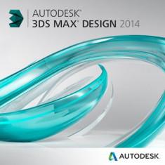 Autodesk 3ds Max 2014 - Software Grafica, Windows 7, Numar licente: 1