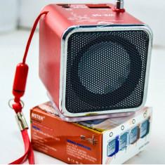 Boxa Radio FM & Mp3-rosie - Aparat radio