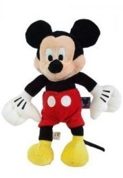 Mickey Mouse  cu melodii 50cm foto