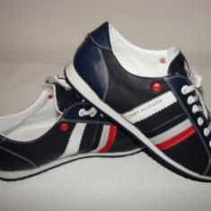 Pantofi Tommy Hilfinger - Pantofi barbati Tommy Hilfiger, Marime: 41-42, 44, Culoare: Albastru, Marime: 41
