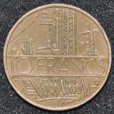1789 FRANTA 10 FRANCS 1976
