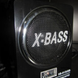 MP3 player - Waxiba MP3 SI RADIO FM cu SLOT USB / CARD SD - BOXA ACUMULATOR