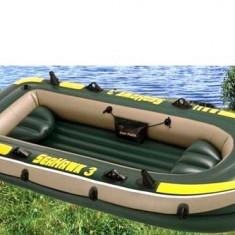 Barca pneumatice - Barca PNEUMATICA SEAHAWK 3/pentru 3 persoane (Cel mai ieftin)