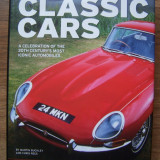 Carte hobby - The ultimate illustrated encyclopedia of CLASSIC CARS (2009). Limba engleza