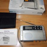 Worldband Radio TCM PLL+Radio TCM